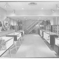 Plymouth Shop, business at 2287 Broadway, New York City. Interior III