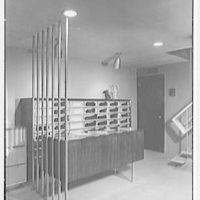 Plymouth Shop, business at 2287 Broadway, New York City. Interior IV