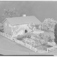 Raymond Barger Studio, Stamford, Connecticut. Grey and white model III