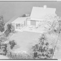 Raymond Barger Studio, Stamford, Connecticut. Red house I