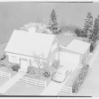 Raymond Barger Studio, Stamford, Connecticut. Red house II