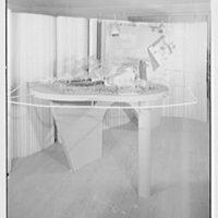 Raymond Barger Studios, Stamford, Connecticut. Model no. 1