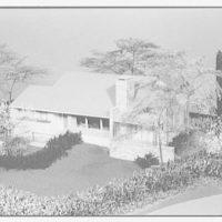 Raymond Barger Studios, Stamford, Connecticut. Model no. 3, exterior I