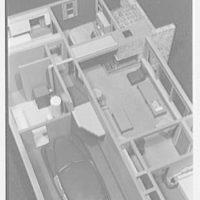 Raymond Barger Studios, Stamford, Connecticut. Model no. 3, interior I