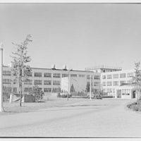 RCA Laboratories, Princeton, New Jersey. Exterior XIII