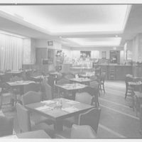 Schrafft's, 57th St. and 3rd Ave., New York City. General view to front of restaurant