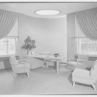 Station WNEW, 565 5th Ave., New York City. Station director's office I