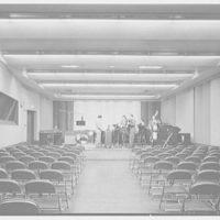 Station WNEW, 565 5th Ave., New York City. Studio no. 1