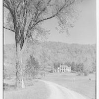The Homestead, Hot Springs, Virginia. Cascades golf clubhouse I