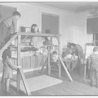 Woodmere Academy, Woodmere, Long Island, New York. Kindergarten