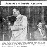Arnette's a Double Apolloite