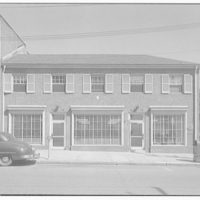 Chesapeake and Potomac Telephone Company. C&P building at 301 King St., Alexandria, Va. I