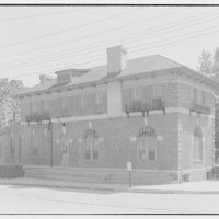 Chesapeake and Potomac Telephone Company. C&P building at 3176 N. Washington Blvd., Arlington, Va. I
