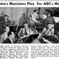 D'Amico's Musicians Play for ABC's Museum