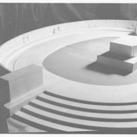 Firestone Memorial model. View III