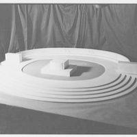 Firestone Memorial model. View VI