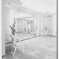 Florence Lustig, business at 54 E. 57th St., New York City. Interior III
