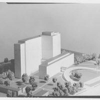 Fort Hamilton Hospital. Model I