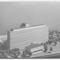 Fort Hamilton Hospital. Model II