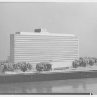 Fort Hamilton Hospital. Model III