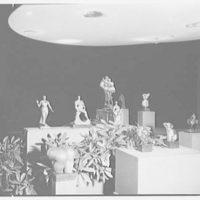 Gaston Lachaise, exhibit at Knoedler's. Group of torsos, knees