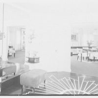 Herman Lowin, residence at 205 Townsend Ave., Pelham Manor, New York. Hall (entrance)