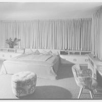 Herman Lowin, residence at 205 Townsend Ave., Pelham Manor, New York. Master bedroom I