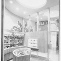 Hoffritz for Cutlery, business at 50 W. 34th St., New York City. Interior I