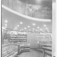 Hoffritz for Cutlery, business at 50 W. 34th St., New York City. Interior II