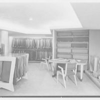 John Blye, business at Post and Mamaroneck Rds., White Plains, New York. Interior VI