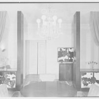Klein, residence at 36 Maple St., Brooklyn, New York. Dining room I
