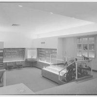 Libbey-Owens Glass, 30 Rockefeller Plaza, New York, New York. Sales room II