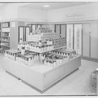 Macy's, business in Jamaica, New York. Moth goods