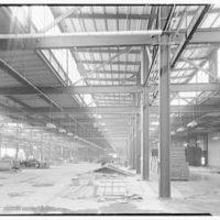 Mengel Company, Fulton, New York. General interior view