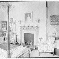 Mr. and Mrs. Edgar B. Stern, residence at 11 Garden Ln., New Orleans, Louisiana. Bedroom II