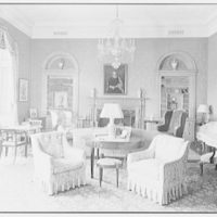 Mr. and Mrs. Edgar B. Stern, residence at 11 Garden Ln., New Orleans, Louisiana. Living room I