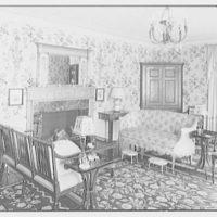 Mr. and Mrs. Edgar B. Stern, residence at 11 Garden Ln., New Orleans, Louisiana. Sitting room I