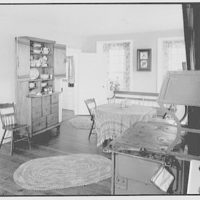 Mr. and Mrs. Eldredge Snyder, Carding Mill Farm, residence in Kellers Church, Pennsylvania. Kitchen III