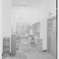 Pomeroy Co., business in Harrisburg, Pennsylvania. Furniture department I