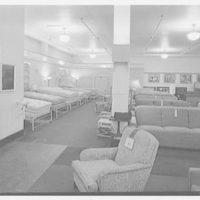 Pomeroy Co., business in Harrisburg, Pennsylvania. Furniture department IV