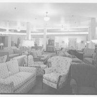 Pomeroy Co., business in Harrisburg, Pennsylvania. Furniture department VIII