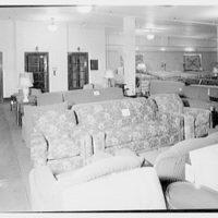 Pomeroy Co., business in Harrisburg, Pennsylvania. Furniture department XXIX