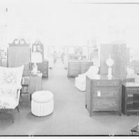 Pomeroy Co., business in Harrisburg, Pennsylvania. Furniture department XXVI