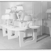 Rembrandt Lamps, business at 206 Lexington Ave., New York City. Interior II