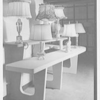 Rembrandt Lamps, business at 206 Lexington Ave., New York City. Interior III