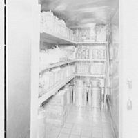 Schrafft's, 57th St. and 3rd Ave., New York City. Food case II