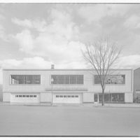 Schreier & Patterson, architects. Mayflower Motors building II