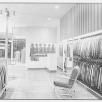 Sharlach's, business at 55 Mamaroneck Ave., White Plains, New York. Interior detail IV