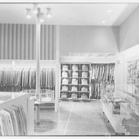 Sharlach's, business at 55 Mamaroneck Ave., White Plains, New York. Interior detail II