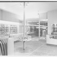 Sharlach's, business at 55 Mamaroneck Ave., White Plains, New York. Interior detail I